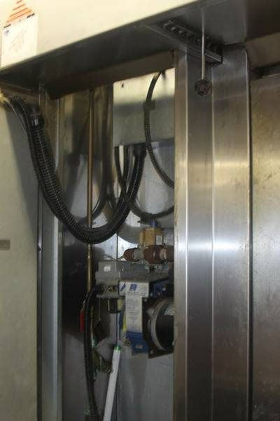 Revent 624 Double Rack Gas Ovensproduction Line Equipment