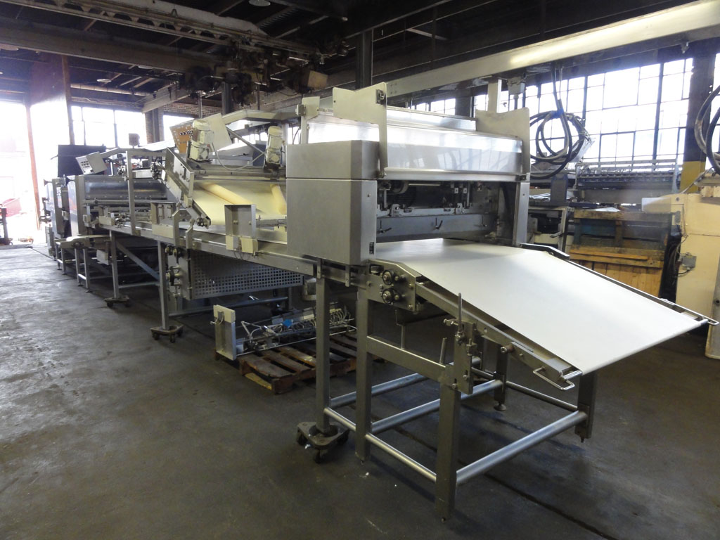 Used Bakery Equipment - Complete Bread Lines & Make-UpProduction ...